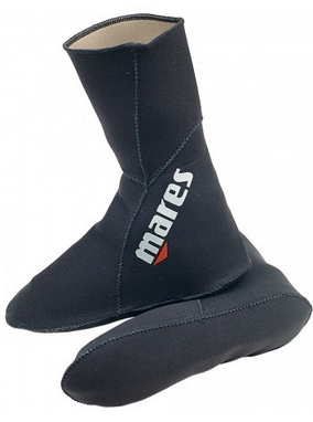 Носки для дайвинга Mares Classic (неопрен 3 мм)