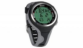 Часы для дайвинга Mares Smart чёрно-серые