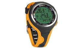 Часы для дайвинга Mares Smart Apnea черно-оранжевые