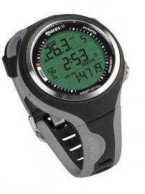 Часы для дайвинга Mares Smart Apnea черно-серые