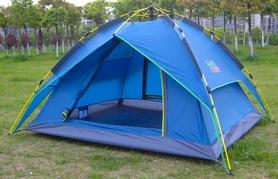 Палатка трехместная GreenCamp 1831