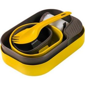 Фото 1 к товару Набор посуды Wildo Camp-A-Box Complete lemon W102611