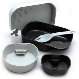 Фото 1 к товару Набор посуды Wildo Camp-A-Box Complete light grey W102610
