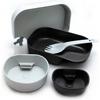Набор посуды Wildo Camp-A-Box Complete light grey W102610 - фото 1