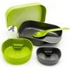 Набор посуды Wildo Camp-A-Box Complete lime W10267 - фото 1