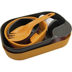 Набор посуды Wildo Camp-A-Box Complete orange W10262