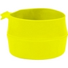Чашка туристическая Wildo Fold-A-Cup 100125 200 мл bright yellow - фото 1