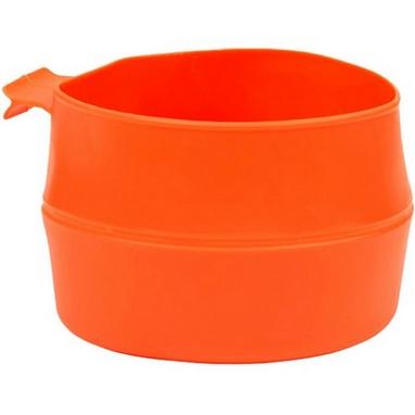 Чашка туристическая Wildo Fold-A-Cup W10108 200 мл orange