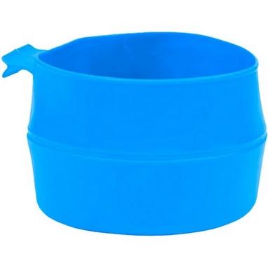 Чашка туристическая Wildo Fold-A-Cup 100233 600 мл  Big light blue