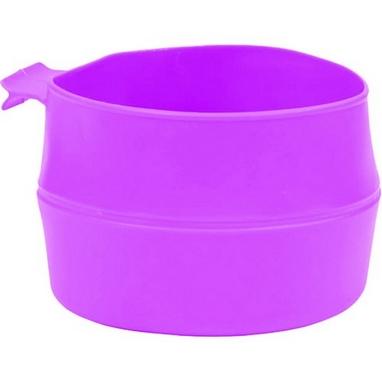 Чашка туристическая Wildo Fold-A-Cup W10360 600 мл Big lilac