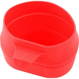 Фото 2 к товару Чашка туристическая Wildo Fold-A-Cup Big red 10028
