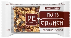 Батончик протеиновый Nutrend DeNuts Crunch 35 г (миндаль)