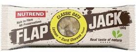 Батончик протеиновый Nutrend Flap Jack 100 г (лимон+творог)