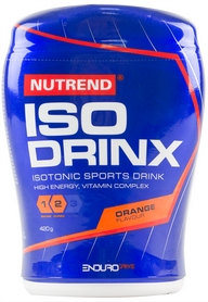 Напиток энергетический Nutrend Isodrinx 420 g апельсин