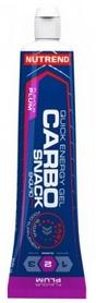 Добавка пищевая Nutrend Carbosnack tube 55 g слива