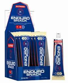 Добавка пищевая Nutrend Endurosnack tube 75 g пина колада