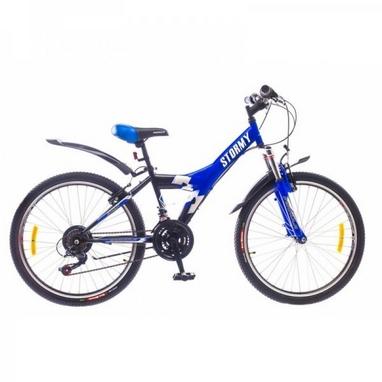 Велосипед подростковый горный Formula Stormy AM 14G Vbr St  24