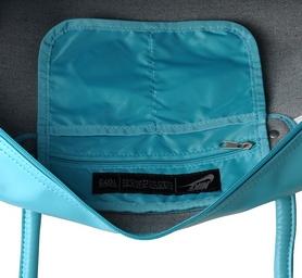 Фото 3 к товару Сумка женская Nike Heritage Si Shoulder Club голубая