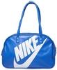 Сумка женская Nike Heritage Si Shoulder Club синяя - фото 1