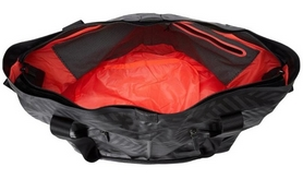 Фото 5 к товару Сумка женская Nike Formflux Tote черная в полоску