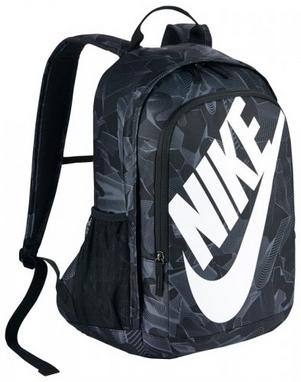 Рюкзак городской Nike Hayward Futura 2.0 Prin темно-серый