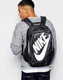 Фото 3 к товару Рюкзак городской Nike Hayward Futura 2.0 Prin темно-серый