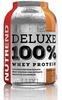 Протеин Nutrend Deluxe 100% Whey 2250 г (булочка с корицей) - фото 1
