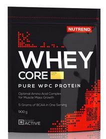 Протеин Nutrend Whey Core 900 г (клубника)