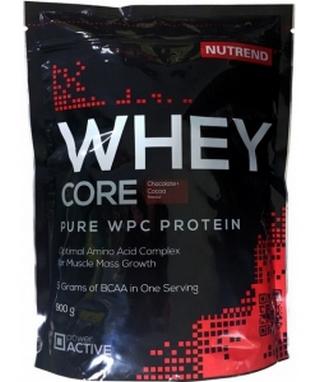 Протеин Nutrend Whey Core 900 г (шоколад+какао)