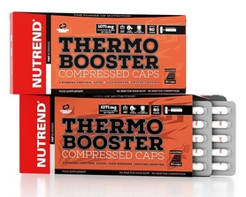 Жиросжигатель Nutrend Thermobooster Compressed Caps 60 caps