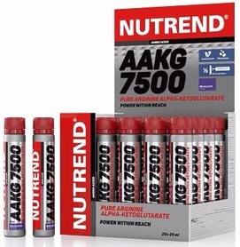 Аминокислоты Nutrend AAKG 7500 20x25 мл смородина черная