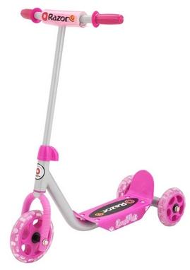 Самокат детский Razor Jr Lil Kick розовый