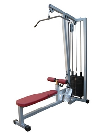 Блок для мышц спины (верхняя и нижняя тяга) Wuotan GB-03