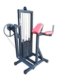 Тренажер для ягодичных мышц радиальный Wuotan GB-20