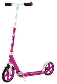Самокат складной Razor A5 Lux розовый