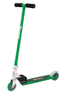 Самокат складной Razor S зеленый