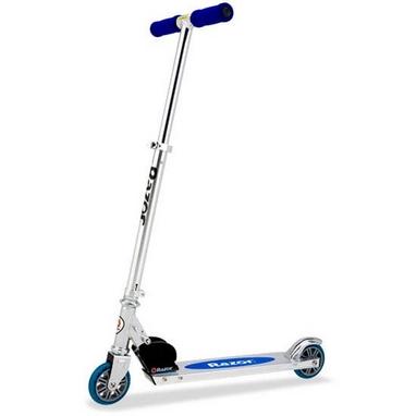 Самокат складной Razor Scooter A125 Al синий