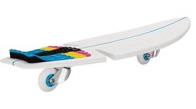 Скейтборд двухколесный (рипстик) Razor RipStik RipSurf CMYK
