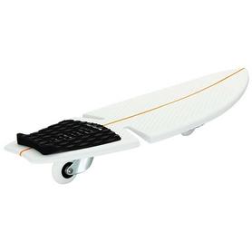 Скейтборд двухколесный (рипстик) Razor RipStik RipSurf WH/BK