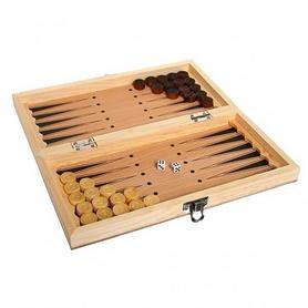 Нарды деревянные W7712 34x34 см