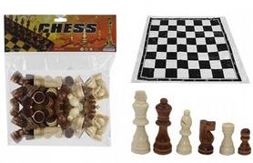 Фигуры для шахмат и игровое полотно IG-4929
