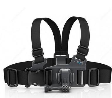 Крепление нагрудное для детей GoPro Jr. Chesty: Chest Harness New