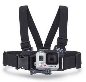 Фото 2 к товару Крепление нагрудное для детей GoPro Jr. Chesty: Chest Harness New