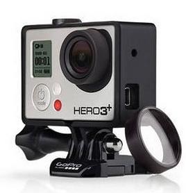 Фото 2 к товару Линзы защитные GoPro Protective Lens (AGCLK-301)