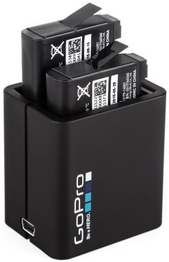 Устройство зарядное GoPro Dual Battery Charger for HERO4 (AHBBP-401)