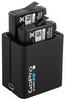 Устройство зарядное GoPro Dual Battery Charger for HERO4 (AHBBP-401) - фото 1