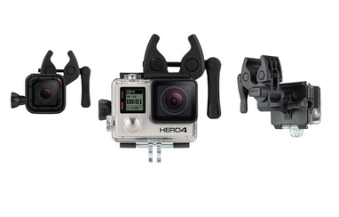 Крепление GoPro Sportsman Mount Gun-Rod-Bow (ASGUM-001)