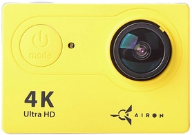Экшн-камера Airon ProCam 4K yellow