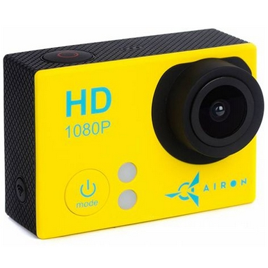 Экшн-камера Airon ProCam yellow