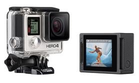 Экшн-камера GoPro Hero4: Silver - Adventure